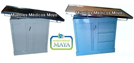 Muebles medicos equipo medico en el df cdmx for Mesa quirofano veterinaria