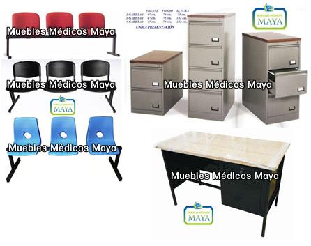 Muebles medicos equipo medico en el df cdmx for Sillones para escritorios oficina